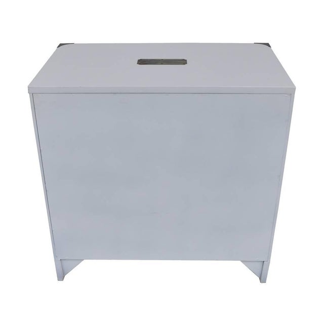 Mid-Century Modern Vintage Mid-Century Lane Campaign Small Dresser or Nightstand For Sale - Image 3 of 6