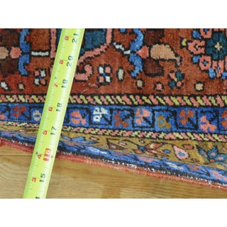 Early 20th Century Antique Persian Heriz Runner Rug - 3′1″ × 14′6″ Preview