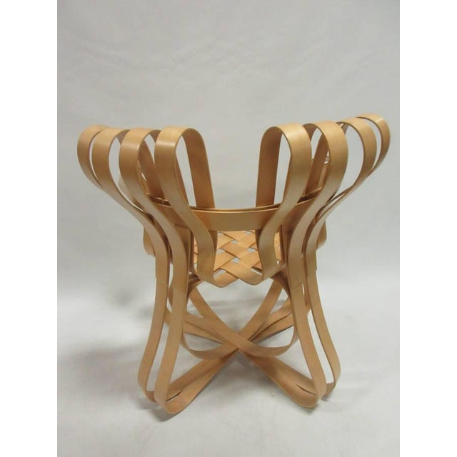 1990s Vintage Frank Gehry Cross Check Chairs- A Pair For Sale In New York - Image 6 of 8
