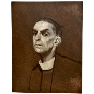 Stevan Shapona Oil Painting 'The Vicar' For Sale