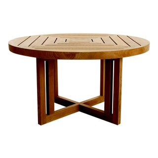 "Summit Furniture First Cabin Round Dining Table54"" For Sale"