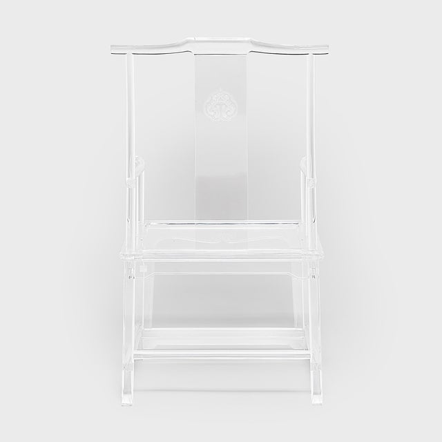 Invisible Administrator's Chair by July Zhou For Sale - Image 4 of 8