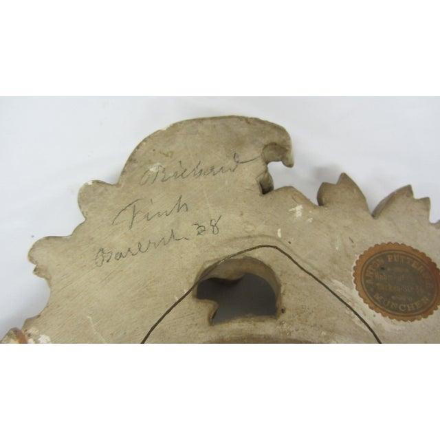 German Acanthus Leaf Mirror - Image 10 of 10