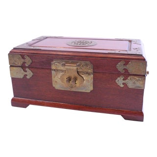 20th Century Chinese Jewelry Box For Sale