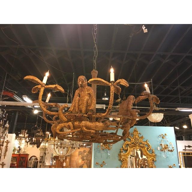Mario Torres Mario Torres Lopez Chandelier For Sale - Image 4 of 13