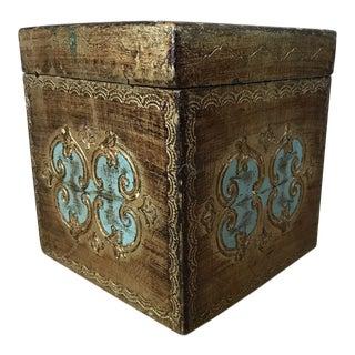 Vintage Italia Florentine Tissue Box