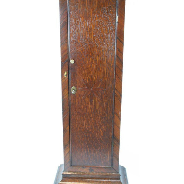 English Tall Case Clock For Sale In Richmond - Image 6 of 8