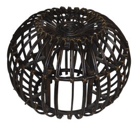 Image of Wicker Low Stools