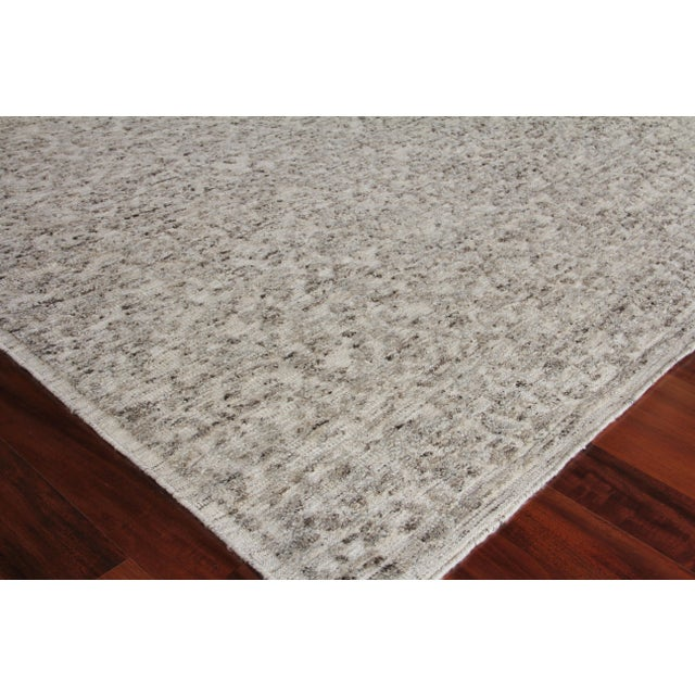 Understated luxury! Our Sens rug is intricately hand knotted by our master weavers with sleek bamboo silk fibers. The...
