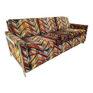 Milo Baughman Castro Convertible Sofa Sleeper For Sale