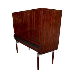Mid Century Modern Rosewood Bar Cabinet Preview