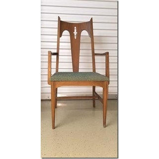 Vintage Bassett Gothic Modern Chairs - Set of 8 Preview
