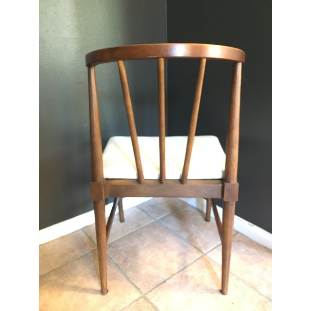 Danish Mid-Century Wishbone Style Chairs - Set of 4 - Image 4 of 7
