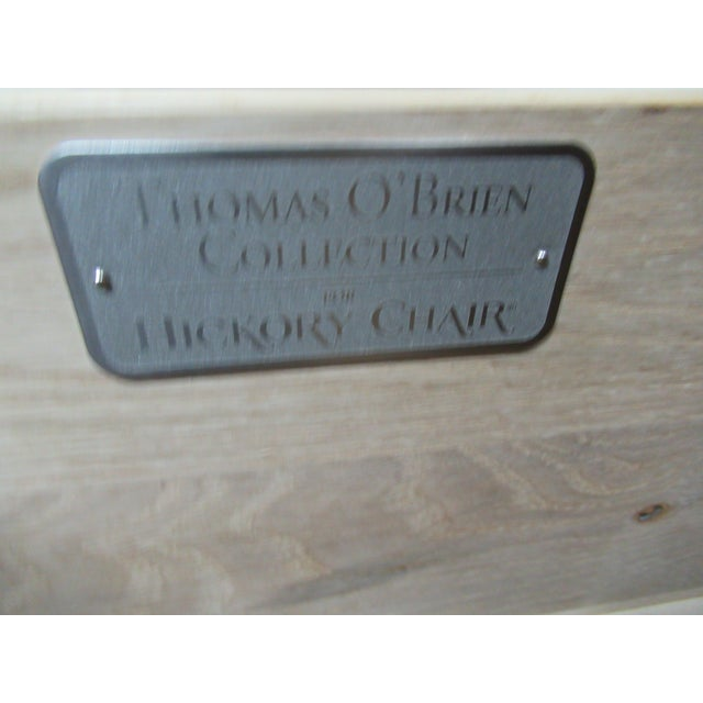 Wood Hickory Chair Thomas O'Brien Collection Armoire For Sale - Image 7 of 13