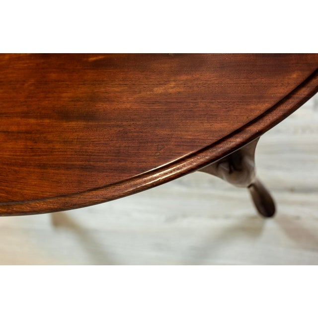 19th-Century Louis Philippe Living Room Table For Sale - Image 6 of 8