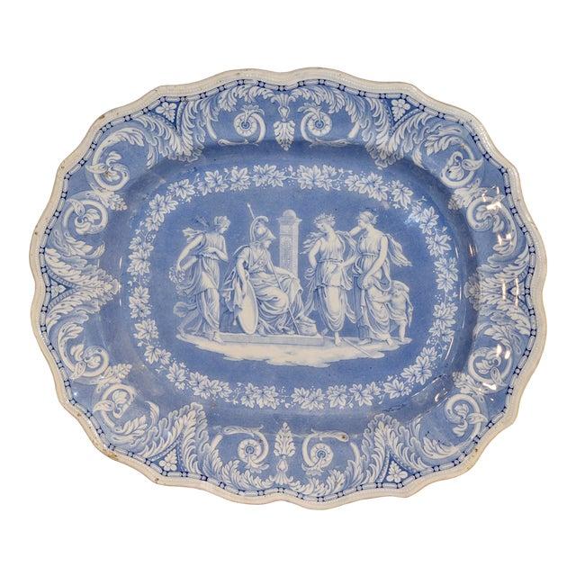"1830s ""Etruscan"" Platter For Sale"