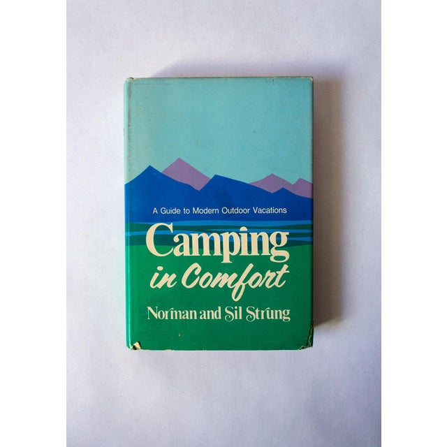 """1971 Vintage """"Camping in Comfort"""" Camping Book For Sale - Image 10 of 10"""