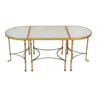 French Empire Lorin Marsh Surtout De Table