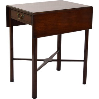 Vintage Mahogany Pembroke Drop Leaf Table