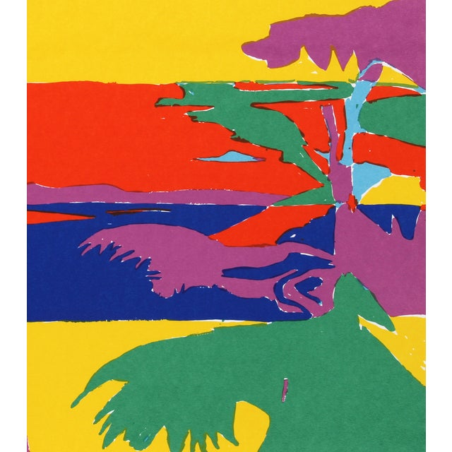 Artist: John Grillo, American (1917 - 2014) Title: Kaleidoscope III Year: 1980 Medium: Serigraph, Signed and Numbered in...