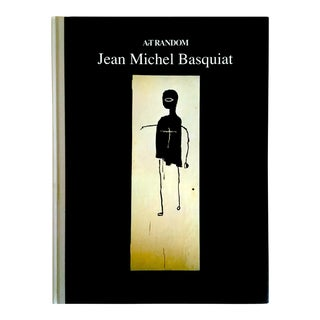 Jean Michel Basquiat Rare 1st Edition 1992 Japanese Collector's Hardcover Art Book