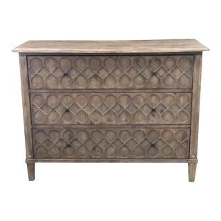 Traditional Fairfield Wooden Dresser For Sale