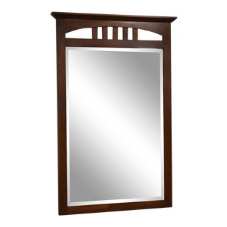 Ethan Allen Cherry Mirror American Impressions For Sale