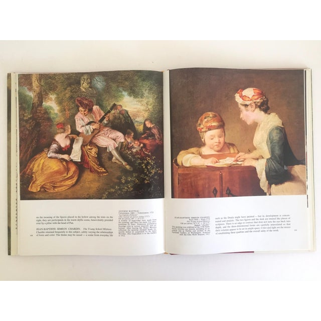 """ National Gallery London "" Vintage 1969 Rare Collector Hardcover Art Book For Sale In New York - Image 6 of 10"