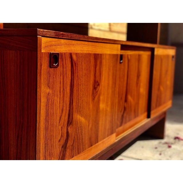 Mid-Century Rosewood Sideboard - Image 3 of 6