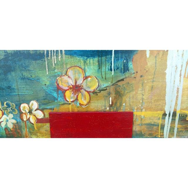 Blue Brigitte D'Annibale Hawaiian Islands Artist Proof For Sale - Image 8 of 9