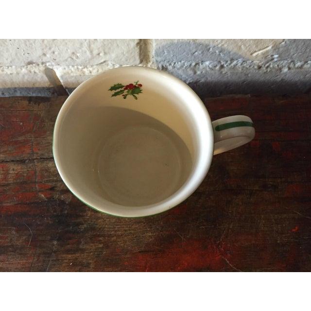 "Spode ""Believe"" Christmas Tree Mug - Image 3 of 6"