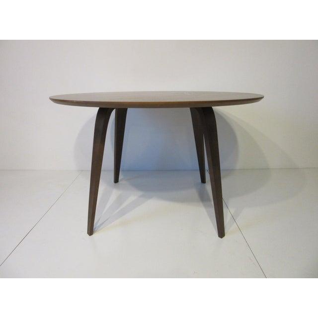 Luxury Benjamin Cherner Walnut Dining Table DECASO - Cherner dining table