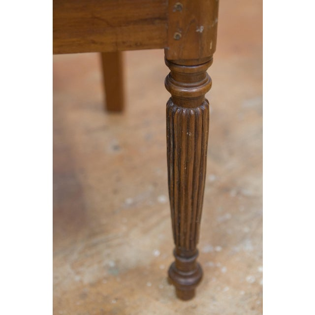 Vintage Teak & Cane Chairs - A Pair - Image 9 of 9