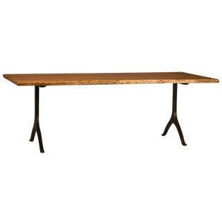 Live Edge Dining Table For Sale