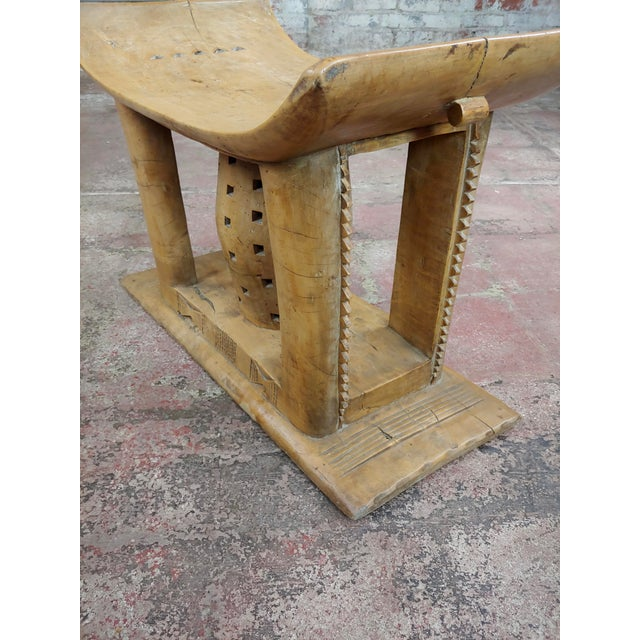 Enjoyable 19Th Century African Ashanti Hand Carved Wooden Stool Gmtry Best Dining Table And Chair Ideas Images Gmtryco