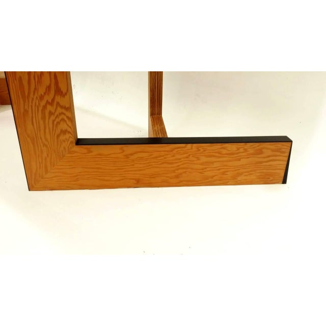 Mid-Century Modern Console Table or Desk by Eric Freeman For Sale - Image 3 of 6