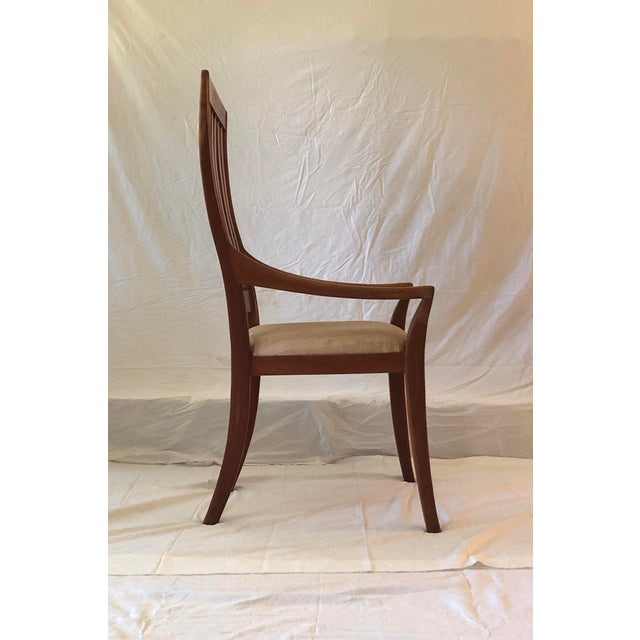 Mid-Century Modern Robert R. Jamieson Vintage Handcrafted Arm Chair For Sale - Image 3 of 13