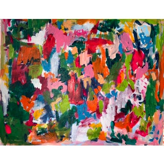 """""""Be You"""" Contemporary Abstract Expressionist Painting by Ebony Boyd For Sale"""