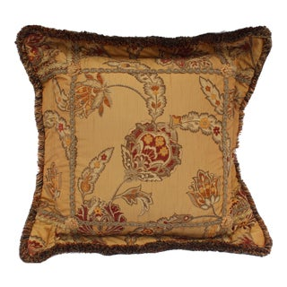 20th Century Italian/Mediterranean Down Pillow For Sale