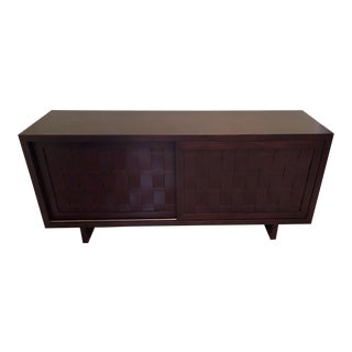 Crate & Barrel Sideboard Cabinet