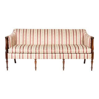 Goose Down Settee For Sale