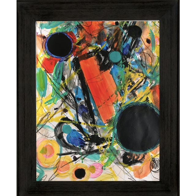 2020s Abstract Expressionist Painting by Tony Marine For Sale - Image 5 of 5