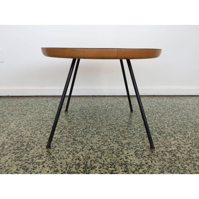 Herman Miller Mid-Century Modern Eames Prototype Table For Sale - Image 4 of 7