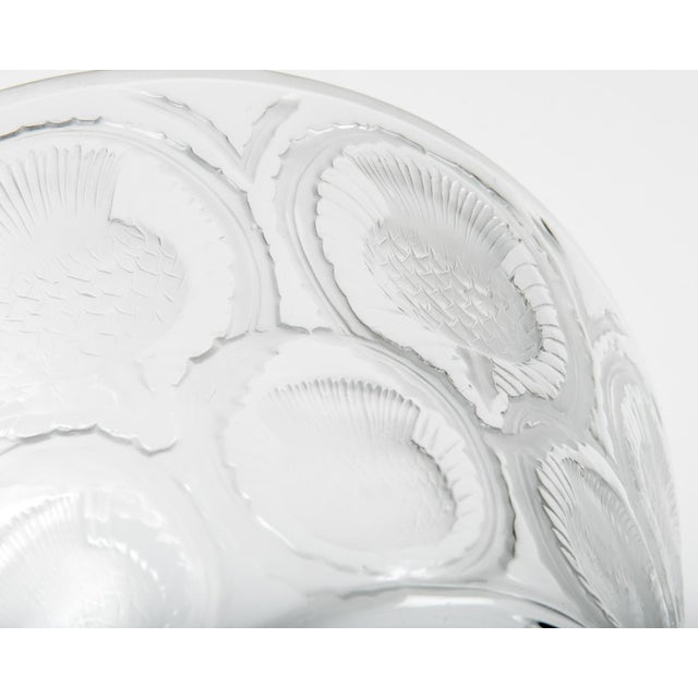 Contemporary Mid Century Vintage Lalique Decorative Piece For Sale - Image 3 of 4