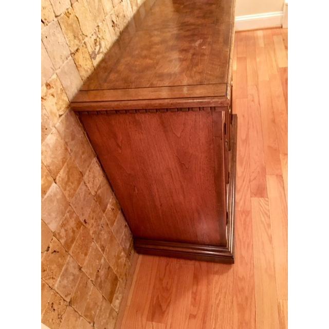 Baker Furniture Bar Cart For Sale - Image 9 of 11