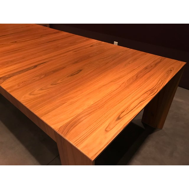 Hannes Wettstein Santos Rosewood El Dom Table For Sale - Image 5 of 9