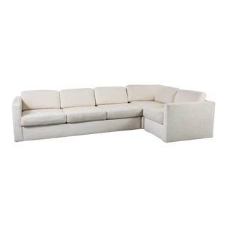 Milo Baughman Sectional Sofa for Thayer Coggin