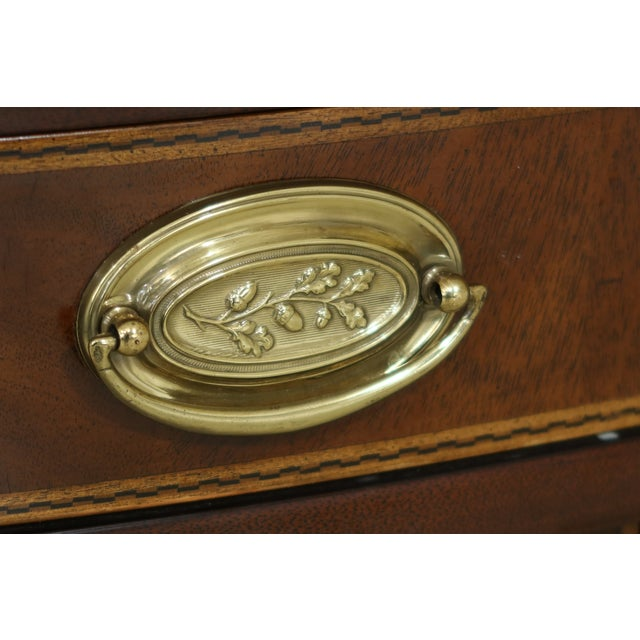 Traditional Kindel National Trust Collection Federal Mahogany Sideboard For Sale - Image 3 of 13