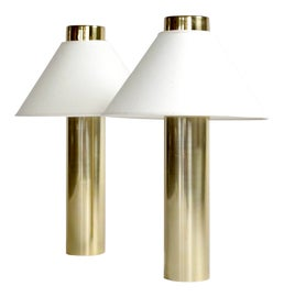 Image of Brass Table Lamps