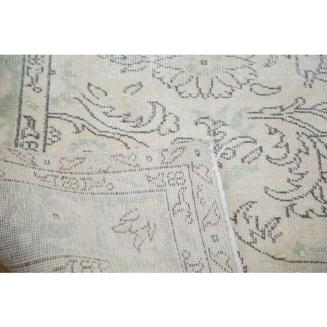 "Distressed Oushak Carpet - 6'3"" X 10' - Image 6 of 8"